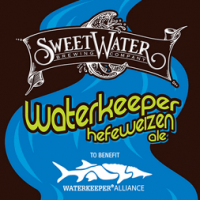 SweetWater Waterkeeper Hefeweizen bottle