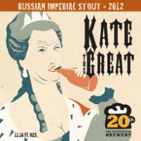 Portsmouth Kate the Great Imperial Stout