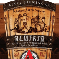 Avery Rumpkin bottle label