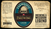 2011 Farmhouse Label