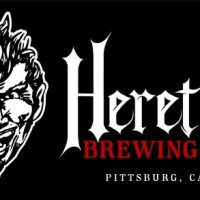 Heretic Brewing logo red