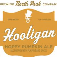 North Peak Hooligan Hoppy Pumpkin Ale