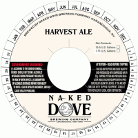 NDBC Keg Collar HarvestAle