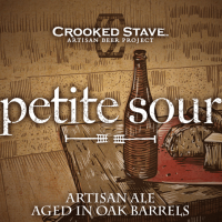 Crooked Stave Petite Sour label