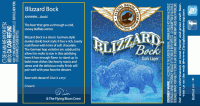 Blizzard Bock  revised