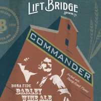 Lift Bridge Commander Bona Fide Barley Wine