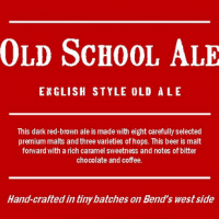 Below Grade Old School Old Ale