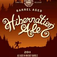 Great Divide Barrel Aged Hibernation Ale