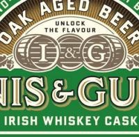Innis and Gunn Irish Whiskey Cask Scottish Stout