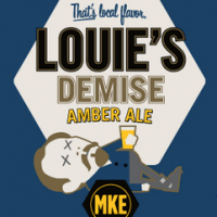 milwaukee louies demise amber ale