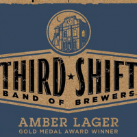 Coors Third Shift Amber Lager bottle