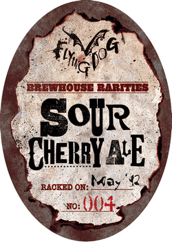 Flying Dog Sour Cherry Ale
