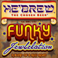 He'Brew Barrel-Aged Funky Jewbelation