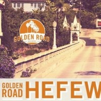 golden road hefeweizen label