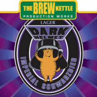 The Brew Kettle Dark Helmet Imperial Schwarzbier