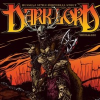 Three Floyds Dark Lord Imperial Stout label