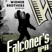 Widmer Brothers Falconer's IPA label