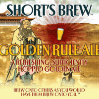 Short's Golden Rule Ale