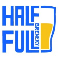 half full brewery logo square