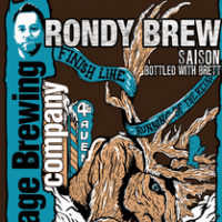 Anchorage RondyBrew Saison