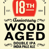 Great Divide 18th Anniversary Wood Aged Double IPA