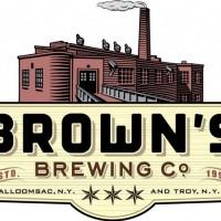 brown's brewing logo