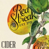 virtue red streak cider