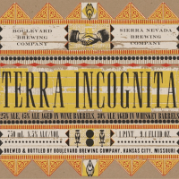 terra incognita label