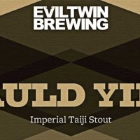 Evil Twin Auld Yin Imperial Taiji Stout