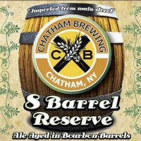 Chatham 8 Barrel Reserve Bourbon Barrel-Aged Ale