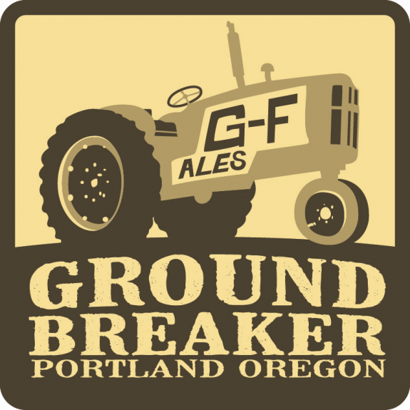 Ground Breaker Brewing logo