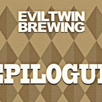 Evil Twin Epilogue Belgian Dark Ale