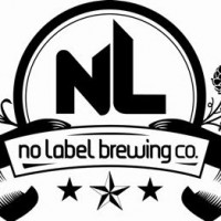 no label brewing logo