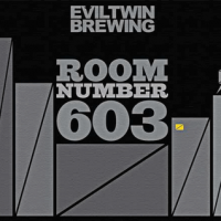 Evil Twin Room Number 603 Imperial Stout