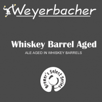Weyerbacher Whiskey Barrel Aged Ale