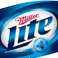 miller lite miller time label