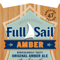 Full Sail Amber Ale label