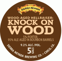 Sierra Nevada Wood-Aged Hellraiser Bourbon Barrel-Aged Stout