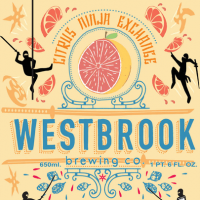Westbrook Citrus Ninja Double IPA