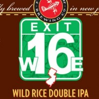 Flying Fish Wild Rice Double IPA