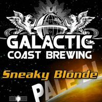 Galactic Coast Sneaky Blonde Pale Ale