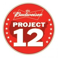 Budweiser Project 12 logo