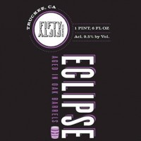 FiftyFifty Eclipse Barrel-Aged Imperial Stout label