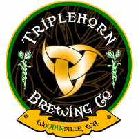 Triplehorn Brewing Co logo