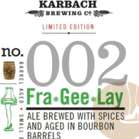 karbach fra gee lay label