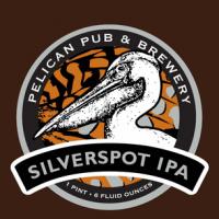 Pelican Silverspot IPA label