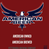 Pittsburgh American Beer