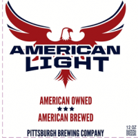 Pittsburgh American Light Lager