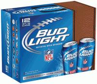bud light nfl cans 12pk