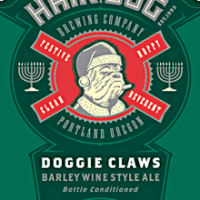 Hair of the Dog Doggie Claws Barley Wine